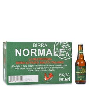Birra Normale 330 ml 24 pz.