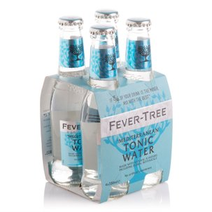 Acqua Tonica Mediterranean 4x200ml