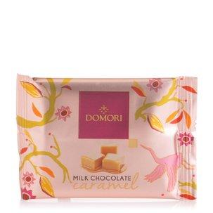 Tavoletta di Cioccolato al Latte e Caramello  25g