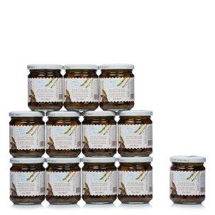 Olive Denocciolate con Erbe Aromatiche 180g 12 pz.