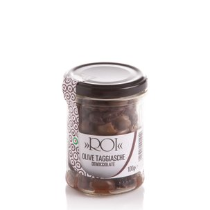 Olive Taggiasche Asciutte 100g 100g