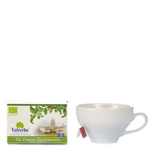 Tè Verde Deteinato 20 Filtri