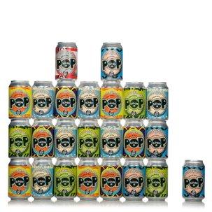 Birra Pop 0,33l 24 pz.