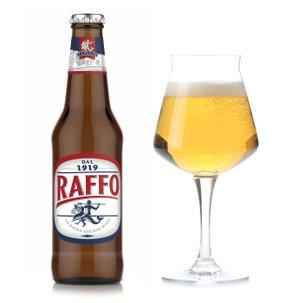 Birra Chiara Raffo 0,33l 0,33l