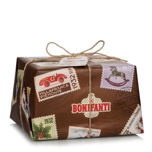Panettone con pezzi di Cioccolato  1kg
