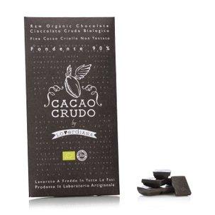 Tavoletta Cioccolato Fondente 90% 50g