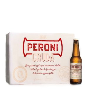 Kit Peroni Cruda 24pz
