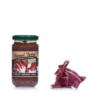 Crema di Radicchio Rosso 190g