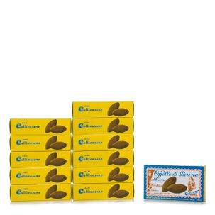 Offelle di Parona al Cacao 190g 12pz