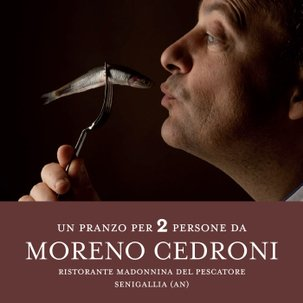 Un Pranzo da Moreno Cedroni