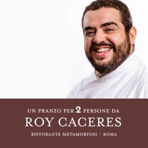 Un Pranzo da Roy Caceres