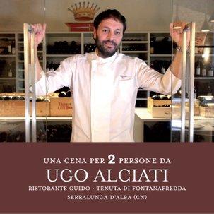 Una Cena da Ugo Alciati