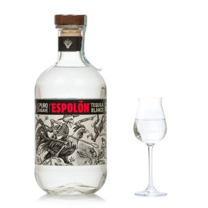 Tequila Blanco 0,70l