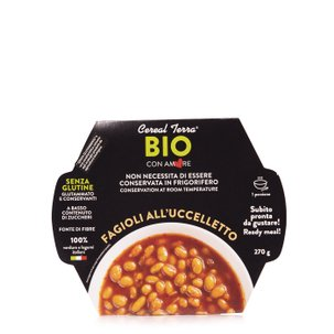 Fagioli all'Uccelletto Bio 270g