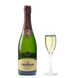 Ferrari Maximum Demi Sec, Trentodoc 0,75l