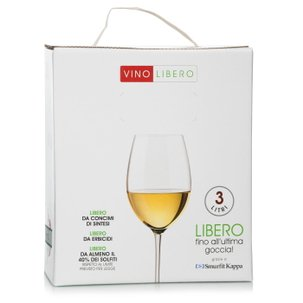 Vino Bianco Bag in Box 3l