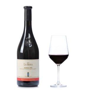 Barolo Vigna La Rosa 1996 0,75l