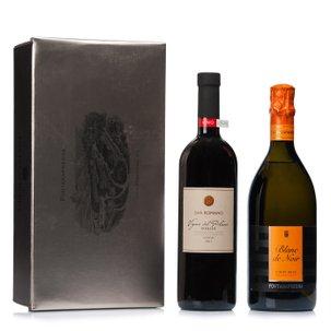 Selezione 2 Bottiglie Fontanafredda per Eataly