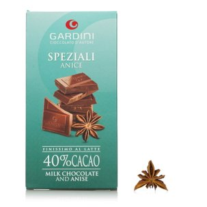 Tavolette Latte 40% Anice 80g