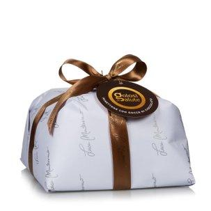 Panettone Classico con Gocce di Cioccolato 750g