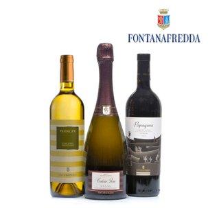 Degustazione Fontanafredda 3 x 0,75l