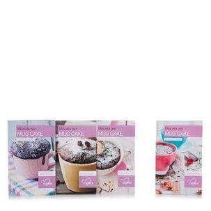 Kit Miscela Mug Cake Gusti Misti 4x30g