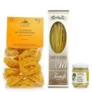 Piemonte: I tajarin come una volta