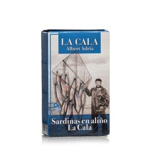 Sardine Piccanti 115g