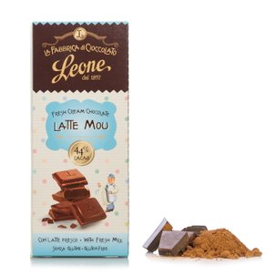 Tavoletta di Cioccolato al Latte 44% 75g