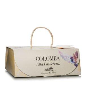 Colomba Albicocca e Cioccolata Bianca 1kg