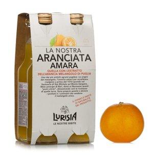 Aranciata Amara 275ml 4pz
