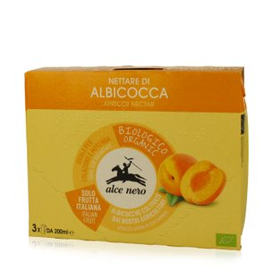 Nettare di Albicocca 3x200ml