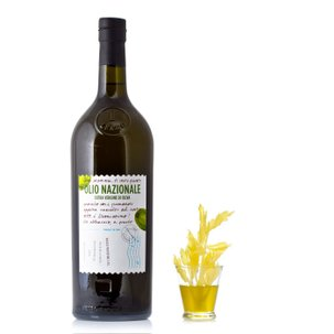 Olio Nazionale Extravergine di Oliva 0,5l