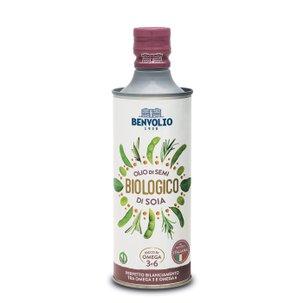 Olio Semi di Soia Bio 0,5l