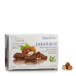 Biscotto Pandolio Cacao e Nocciola 200g