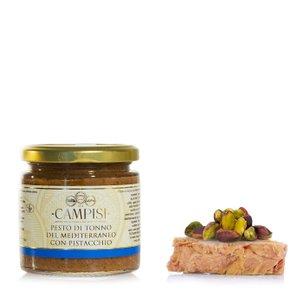 Pesto di tonno di pistacchio 220g