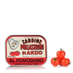 Sardine al pomodoro 100g