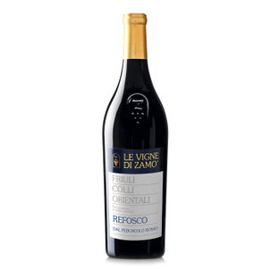Refosco dal Peduncolo Rosso Colli Orientali del Friuli 0,75l 0,75l