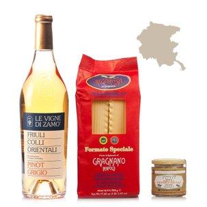 Giro d'Italia: il gusto del Friuli