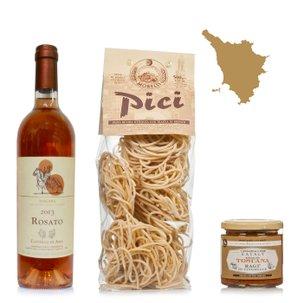 Giro d'Italia: il gusto della Toscana
