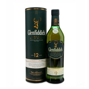 Single Malt Scotch Whisky 12 Year Old  0,70l