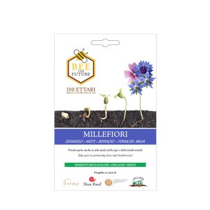 Semi Bio Millefiori 2g