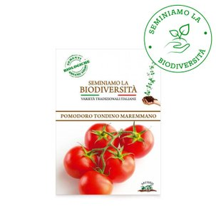 Semi Bio di Pomodoro Tondino