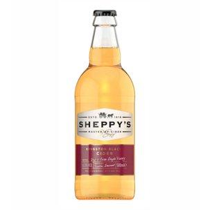 Sheppy's Kingston Black Cider 0,5l
