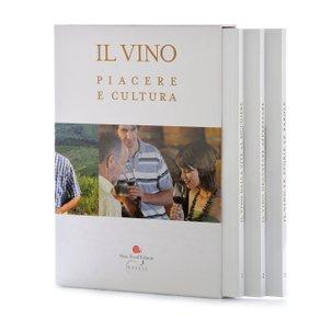 Cofanetto Vino 3 Volumi