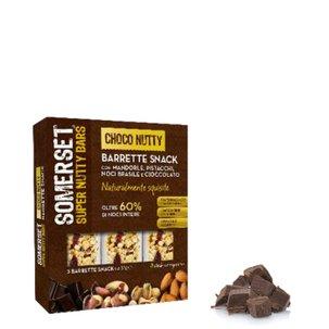 Barretta Mandorla Pistacchio Cioccolato 3x35g
