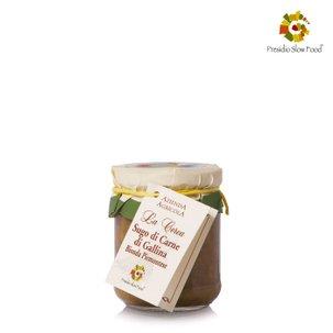 Sugo di Carne di Gallina Bionda Piemontese 180 g