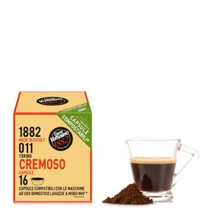 Espresso Cremoso 16 Capsule