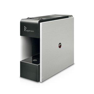 Trè Macchina Espresso Rovere Bianco + 30 capsule