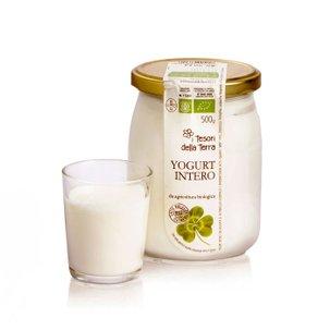 Yogurt Bianco Intero Bio